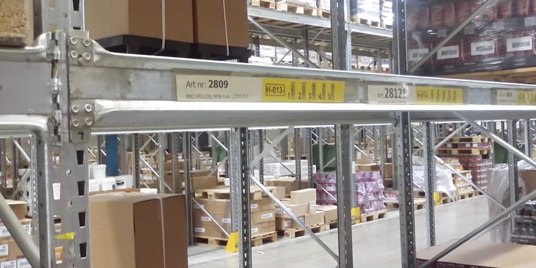 Palletstelling type Rack 83